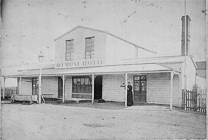 Belmont Hotel (pre 1890)