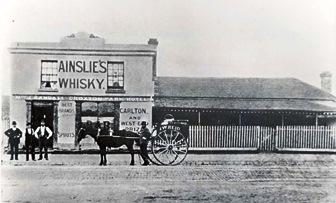 Croxton Park Hotel (circa 1890)